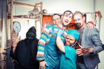 (c) Scaryfest 2018 Fotostation