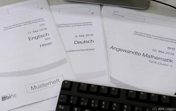 Zentralmatura Deutsch Mit Drei Aufgabenpaketen