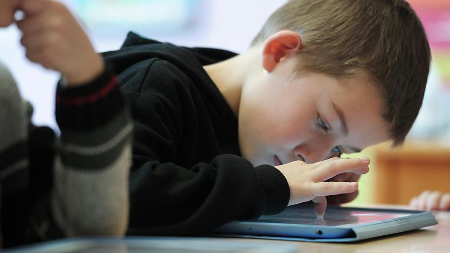 Digitale Medien sind für Schüler längst Alltag