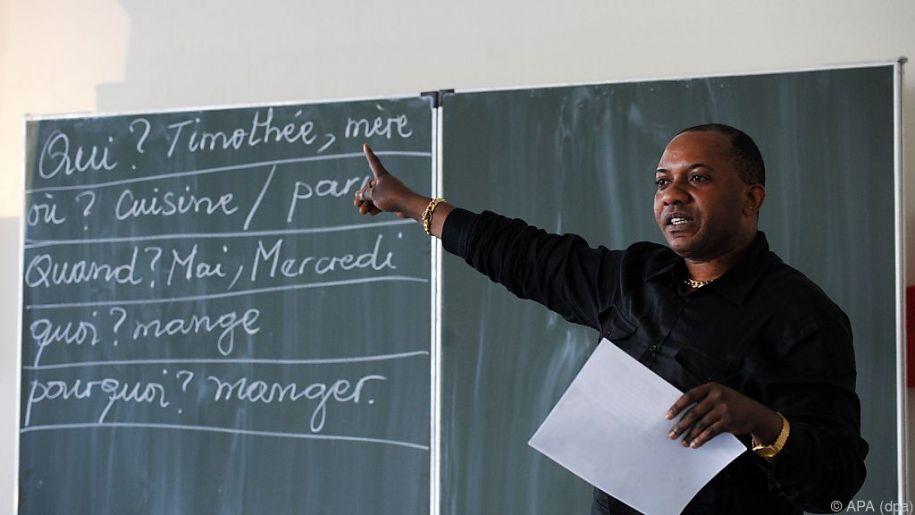 Nur wenige lernen in Österreich eine zweite Fremdsprache