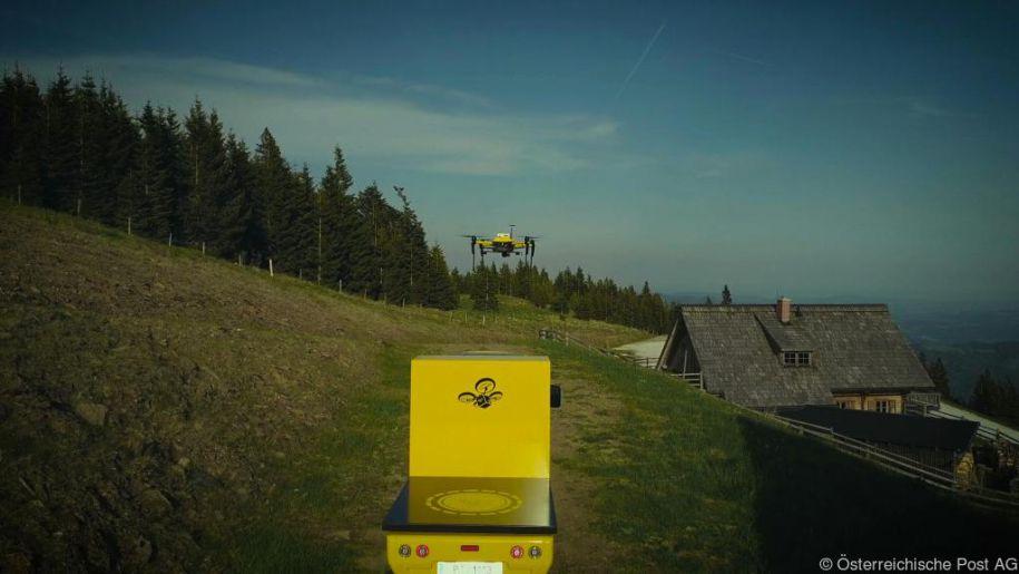 Erfolgreiche Tests in der steirischen Bergwelt
