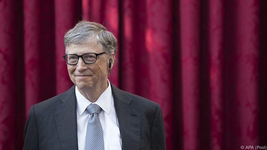 Gates unterstützt die Alzheimer-Forschung mit 50 Mio. Dollar