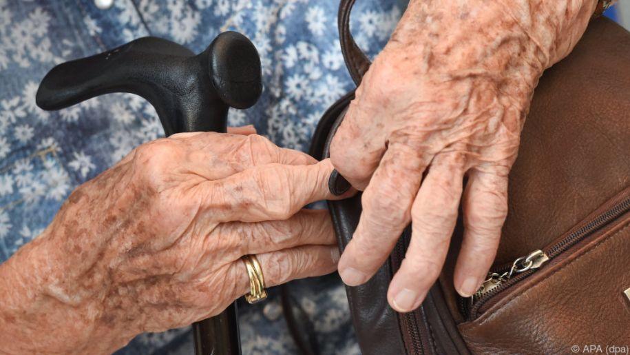 Die Lebenserwartung des Menschen steigt