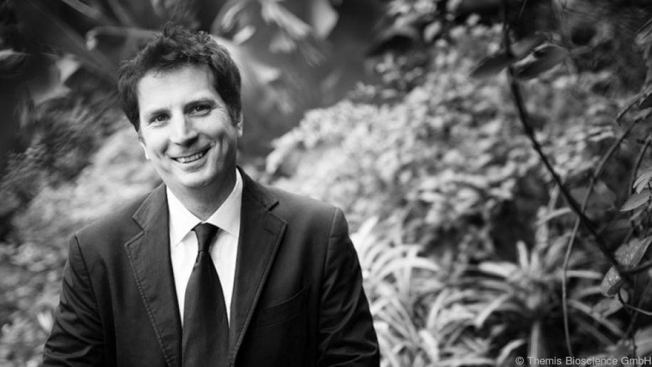 Themis-Chef Erich Tauber verweist auf fortgeschrittene klinische Pipeline