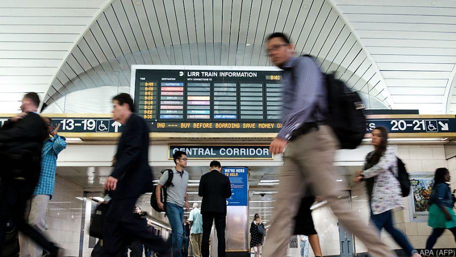 10.000 New Yorker sollen Unmengen von Daten liefern