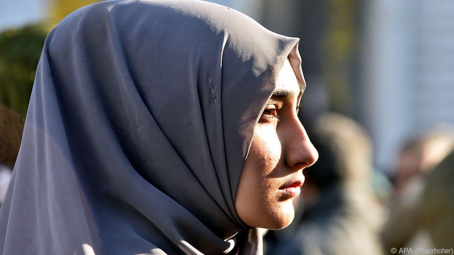 Schätzungsweise 700.000 Muslime leben in Österreich