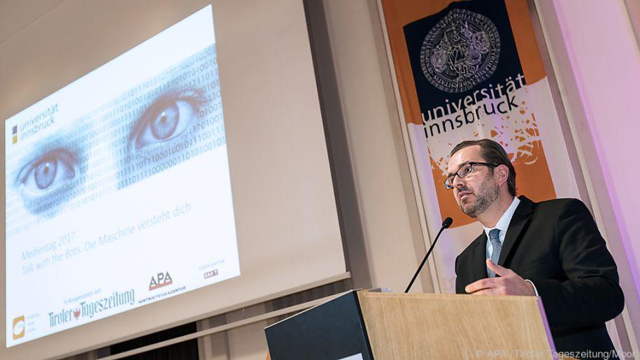 """APA-Geschäftsführer mahnte """"mehr Öffentlichkeit und Diskurs"""" ein"""