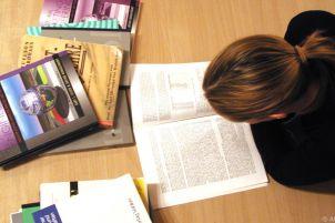 Studenten kennen Lernstrategien, wenden sie aber nicht an