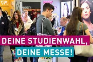 Bachelor Messe Wien am 12.11.2017 - gratis Eintritt mit Studium.at Freikartencode
