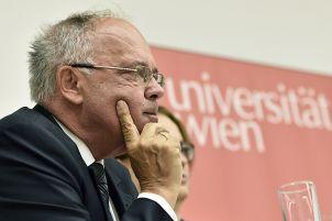 Heinz Engl bleibt bis 2023 Rektor der Universität Wien